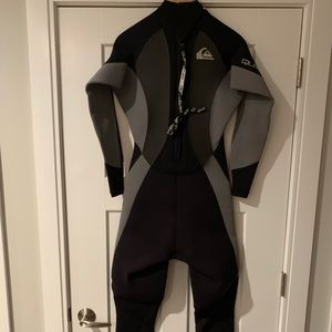 Quiksilver Other - Used twice Quiksilver Syncro 4/3 Men's Wetsuit